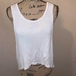 Rue 21 • White Muscle Tee